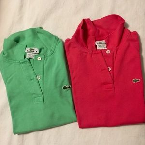 Lacoste tops